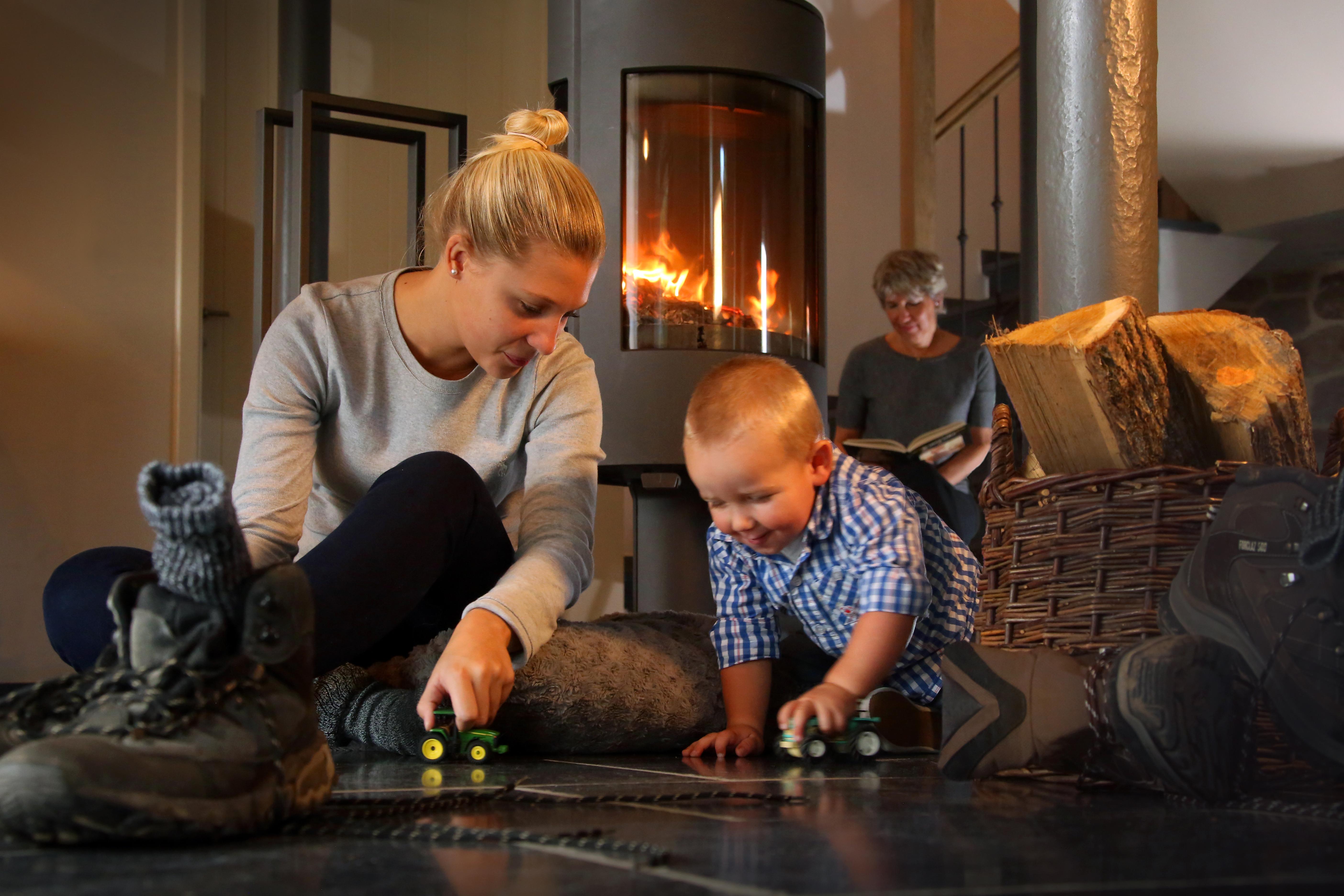 Vos fêtes en famille, à la campagne avec Accueil Champêtre en Wallonie